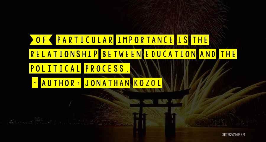 Jonathan Kozol Quotes 425702
