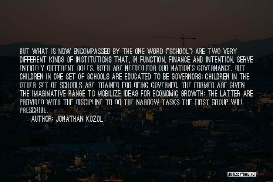 Jonathan Kozol Quotes 433265