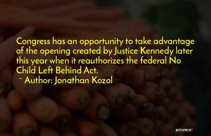 Jonathan Kozol Quotes 494594