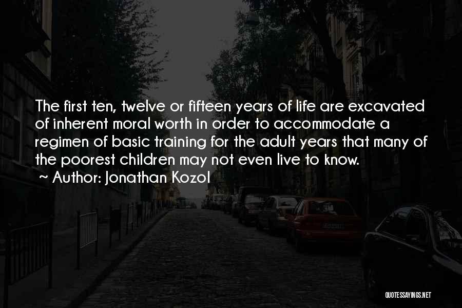 Jonathan Kozol Quotes 844911