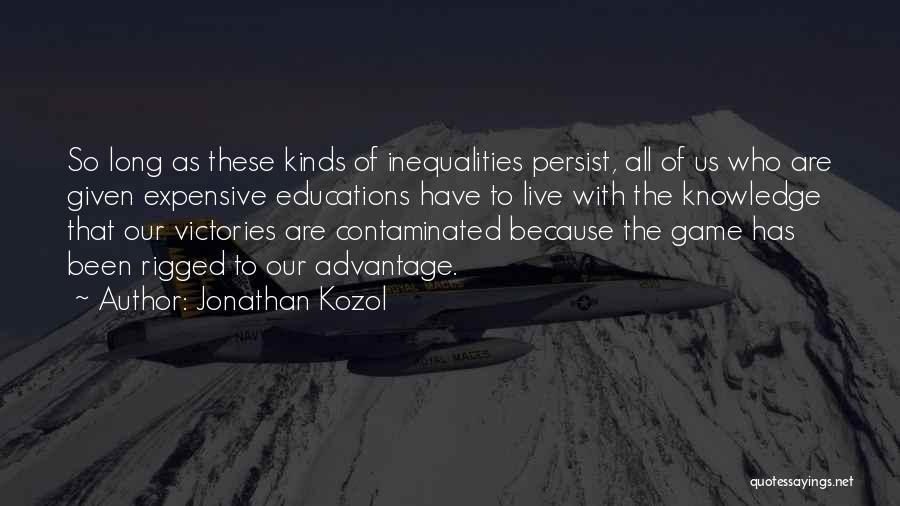 Jonathan Kozol Quotes 925103