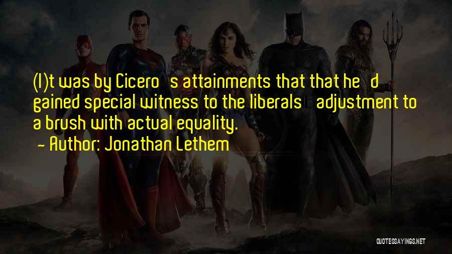 Jonathan Lethem Quotes 1016204