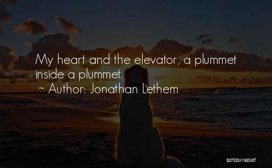 Jonathan Lethem Quotes 1859309