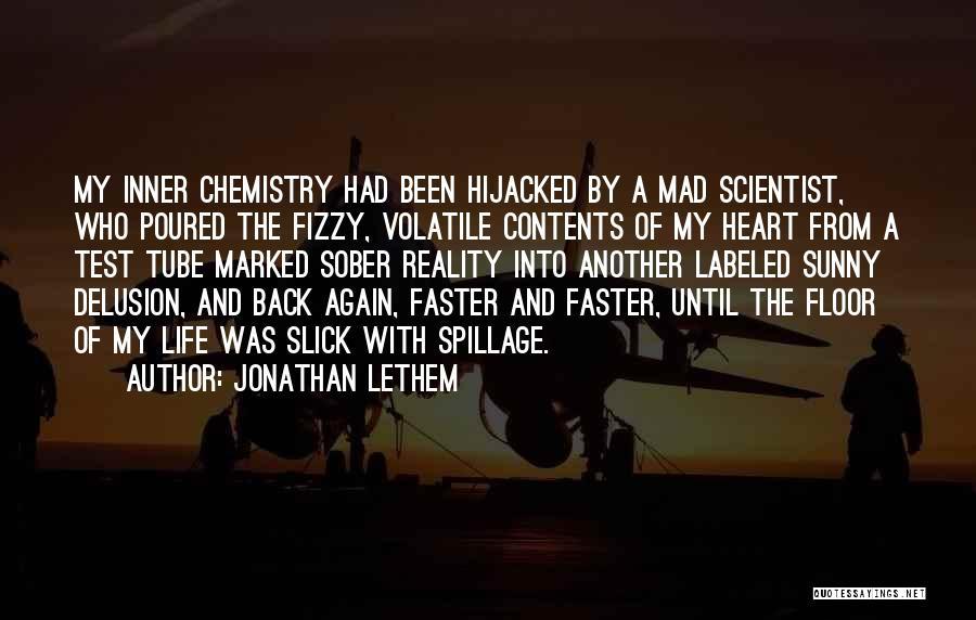 Jonathan Lethem Quotes 1990837