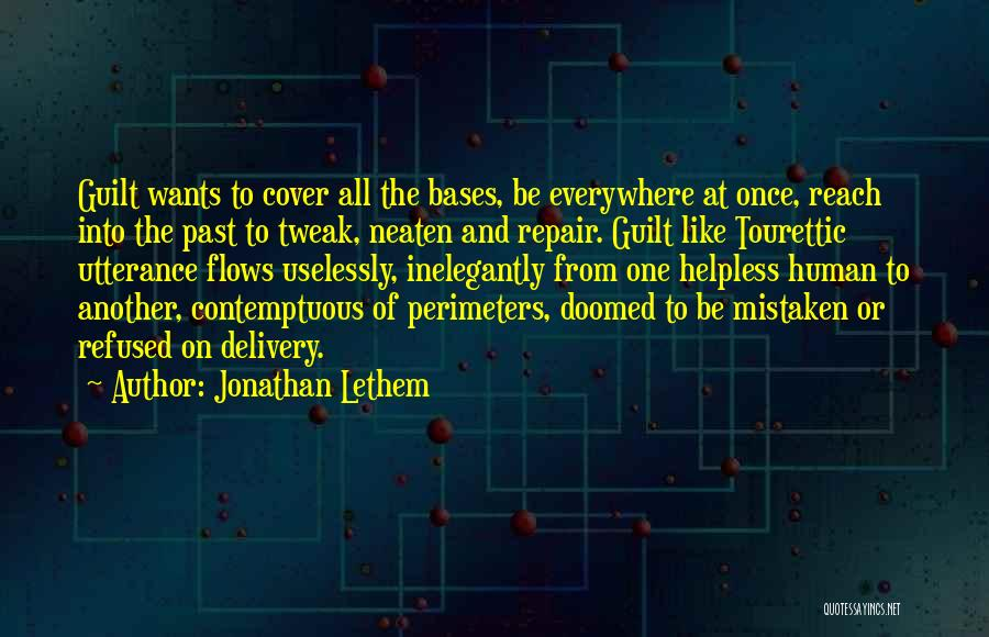 Jonathan Lethem Quotes 2241100