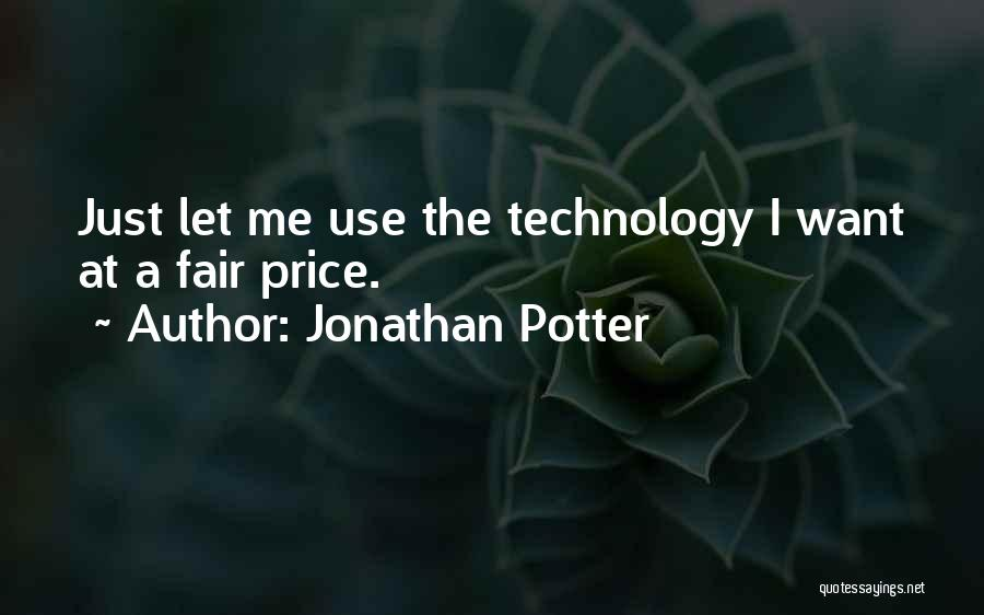 Jonathan Potter Quotes 634847