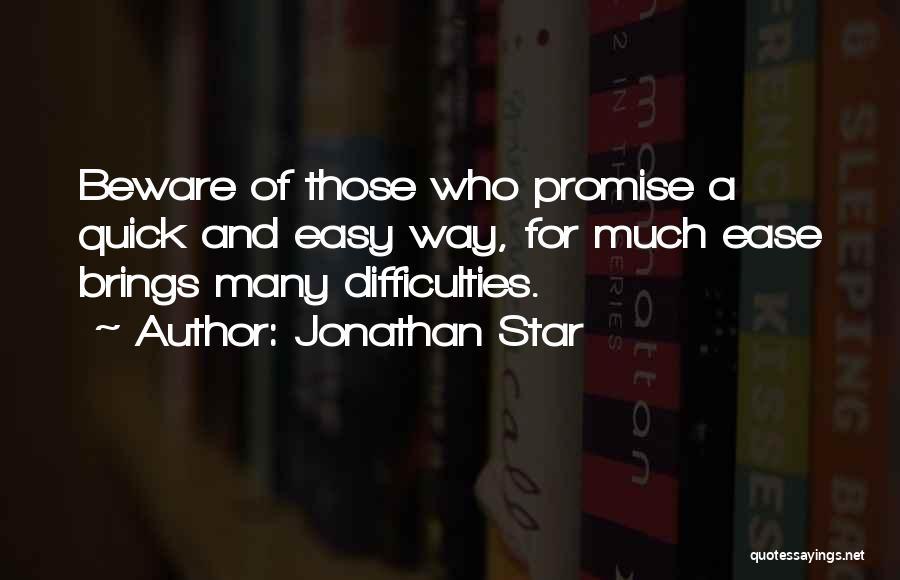 Jonathan Star Quotes 502354