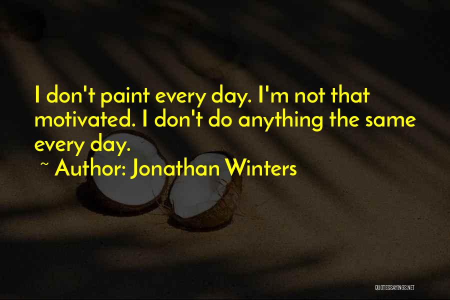 Jonathan Winters Quotes 1017688