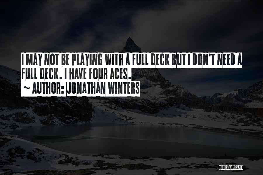 Jonathan Winters Quotes 1336163
