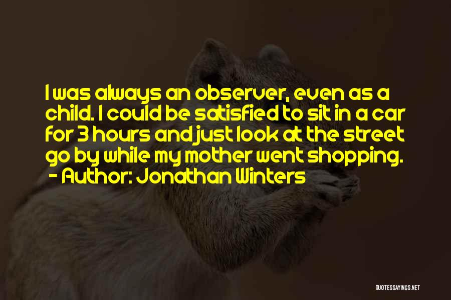 Jonathan Winters Quotes 1581214