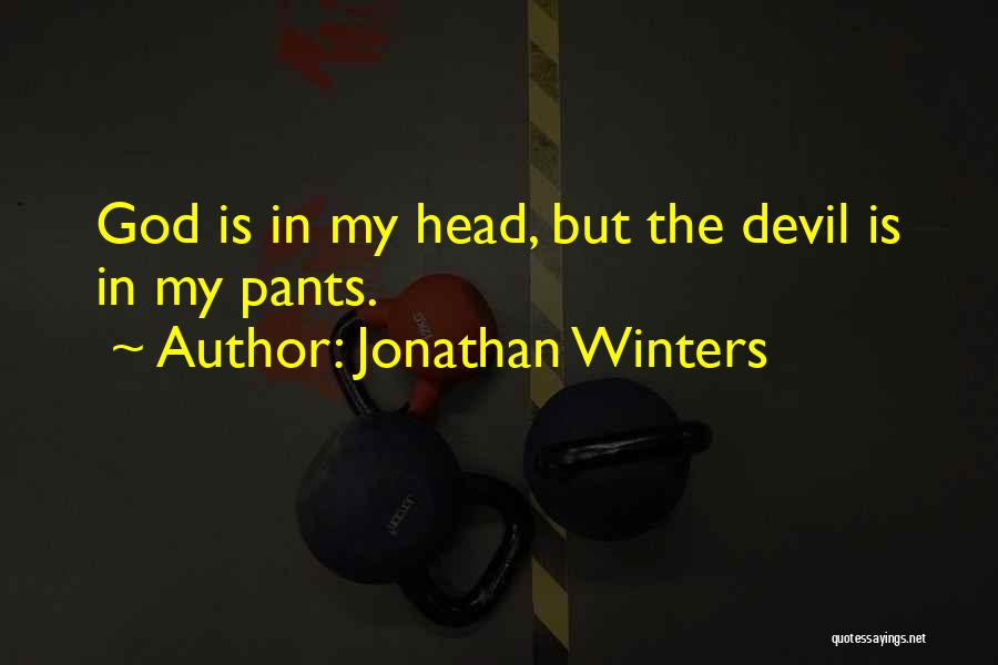 Jonathan Winters Quotes 1612460