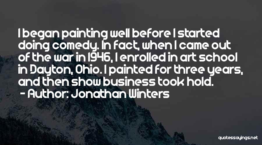 Jonathan Winters Quotes 1721197