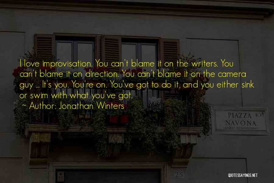 Jonathan Winters Quotes 1797334