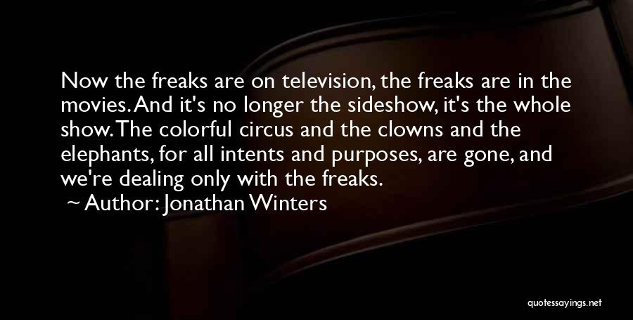 Jonathan Winters Quotes 1960099