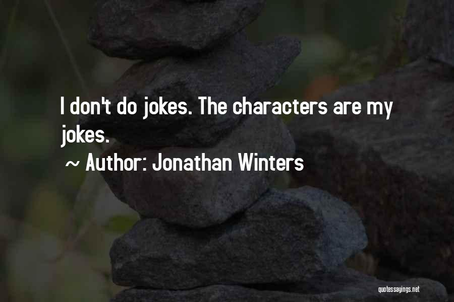 Jonathan Winters Quotes 247999