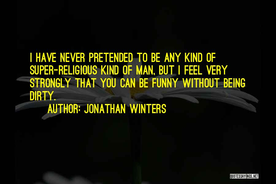 Jonathan Winters Quotes 406484