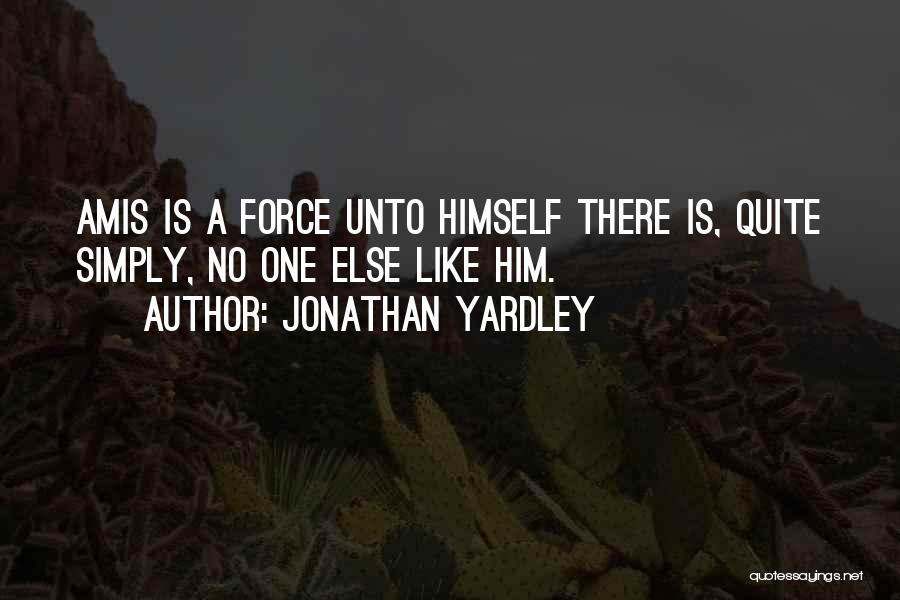 Jonathan Yardley Quotes 231451