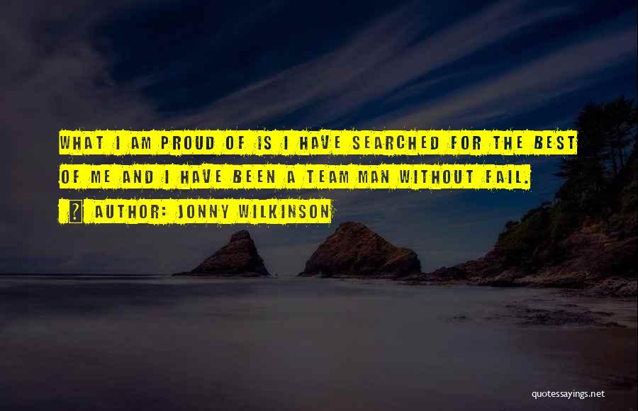 Jonny Wilkinson Quotes 1374090