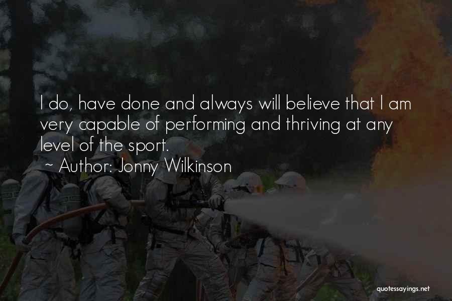 Jonny Wilkinson Quotes 1758115