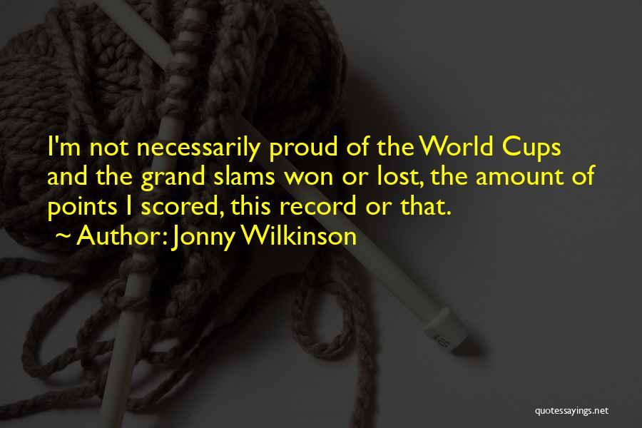 Jonny Wilkinson Quotes 2112378