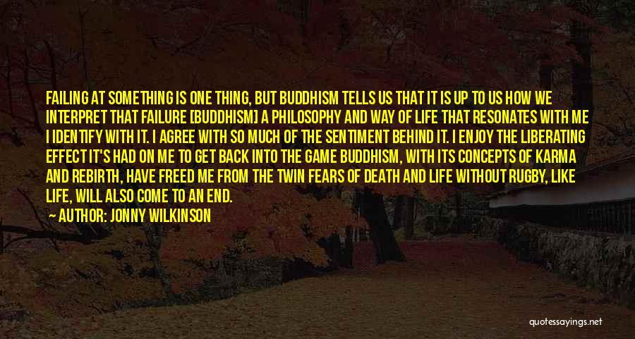 Jonny Wilkinson Quotes 679706