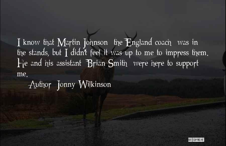 Jonny Wilkinson Quotes 734039