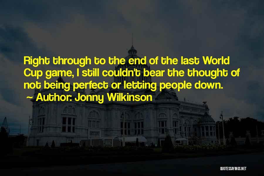 Jonny Wilkinson Quotes 788952
