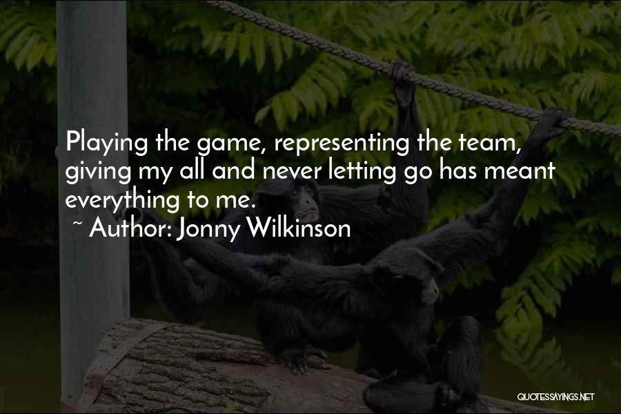 Jonny Wilkinson Quotes 868801
