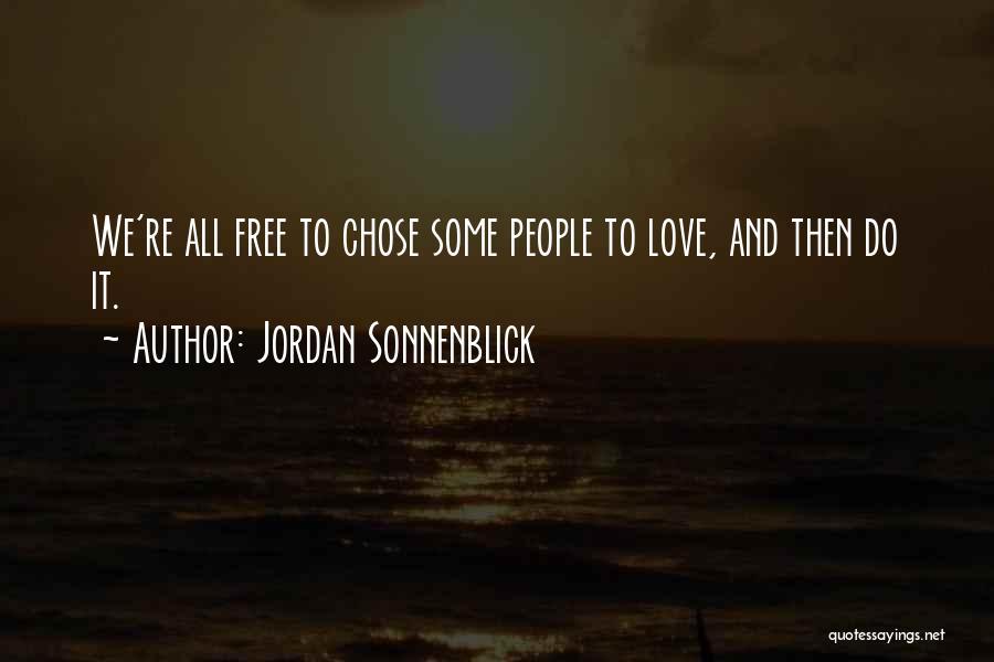 Jordan Love Quotes By Jordan Sonnenblick