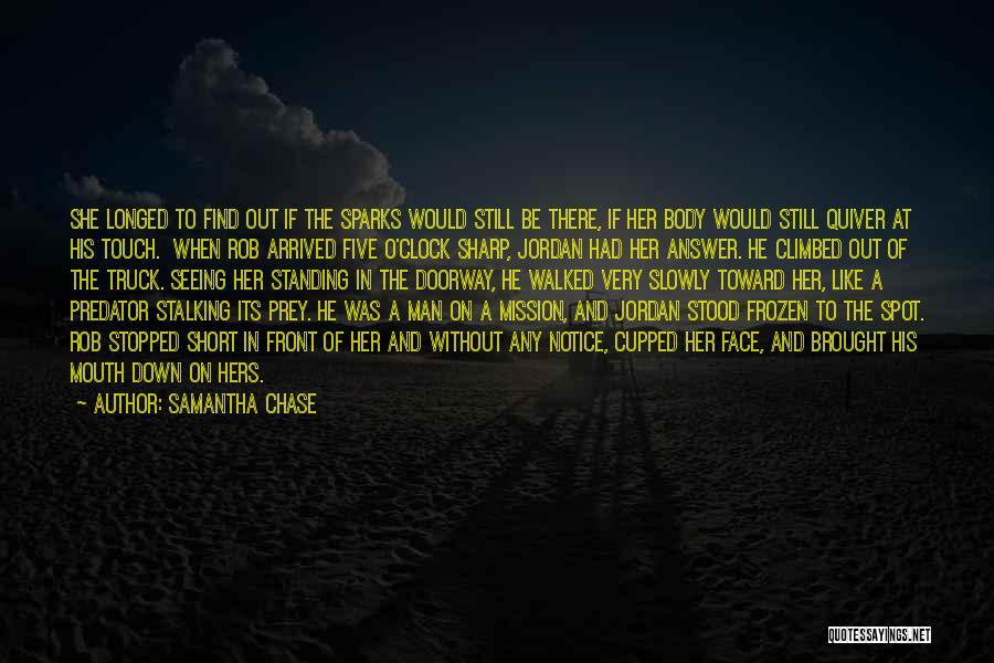 Jordan Love Quotes By Samantha Chase