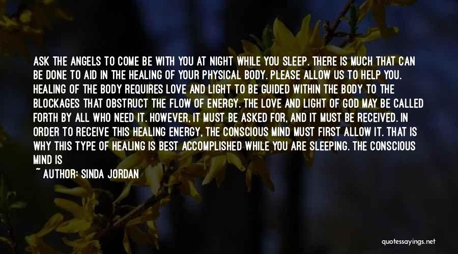 Jordan Love Quotes By Sinda Jordan