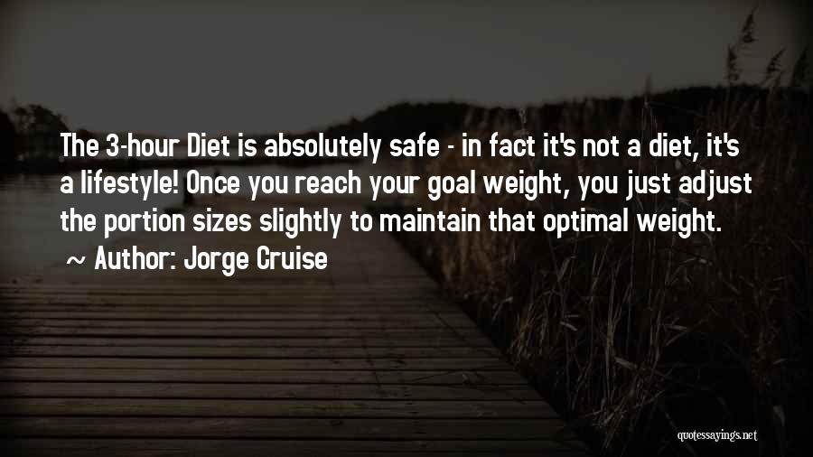 Jorge Cruise Quotes 1527755