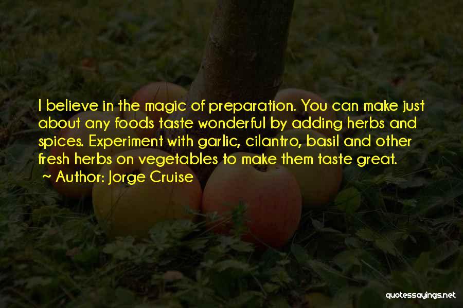 Jorge Cruise Quotes 1678728