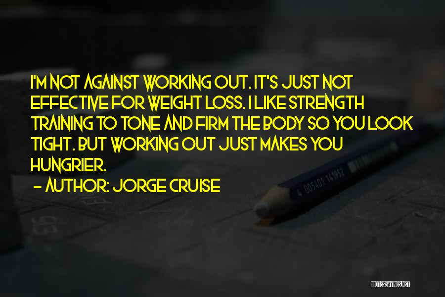 Jorge Cruise Quotes 788542