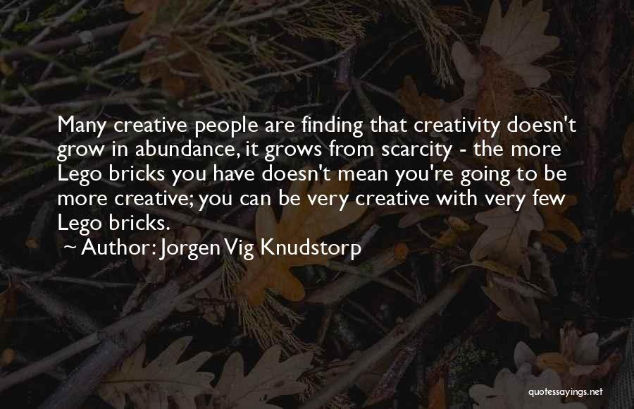 Jorgen Vig Knudstorp Quotes 1154890