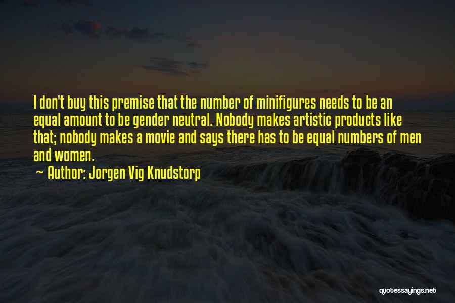 Jorgen Vig Knudstorp Quotes 2095985