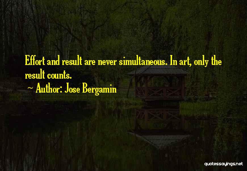 Jose Bergamin Quotes 1450054
