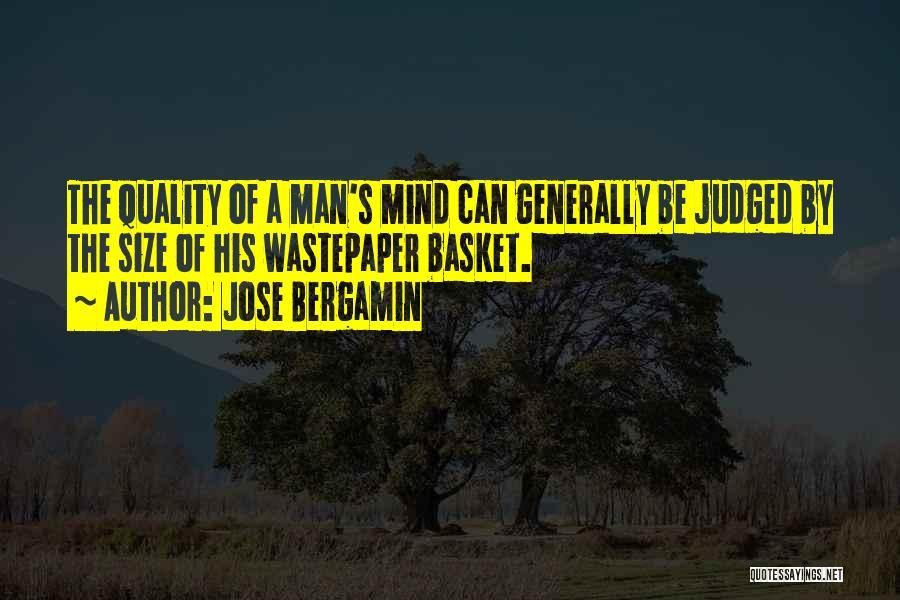 Jose Bergamin Quotes 1696286
