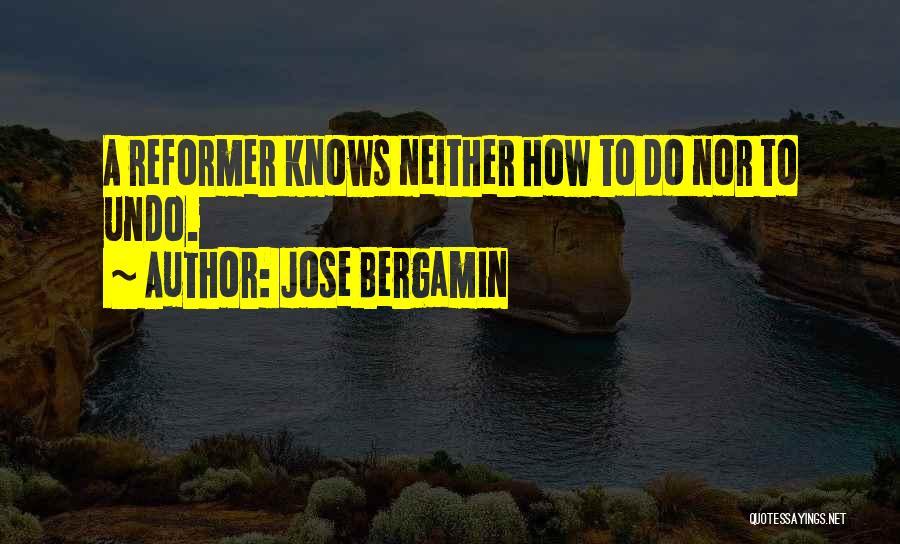 Jose Bergamin Quotes 1699904