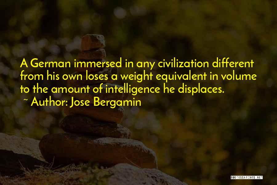 Jose Bergamin Quotes 2007548