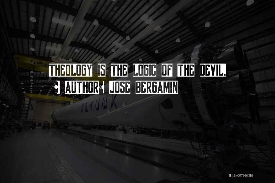 Jose Bergamin Quotes 321243