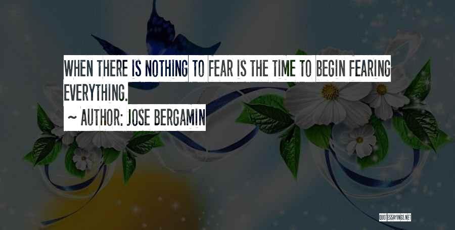 Jose Bergamin Quotes 498471
