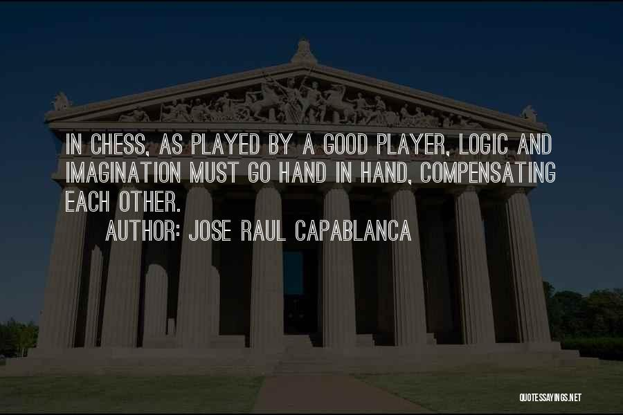 Jose Raul Capablanca Quotes 1122729