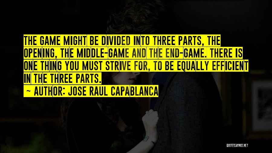 Jose Raul Capablanca Quotes 1288954