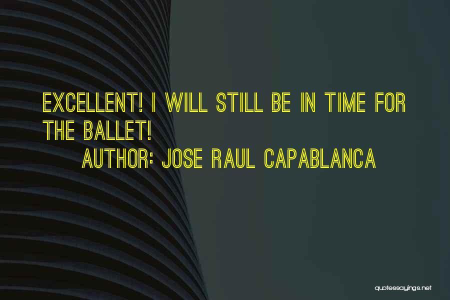 Jose Raul Capablanca Quotes 1490342