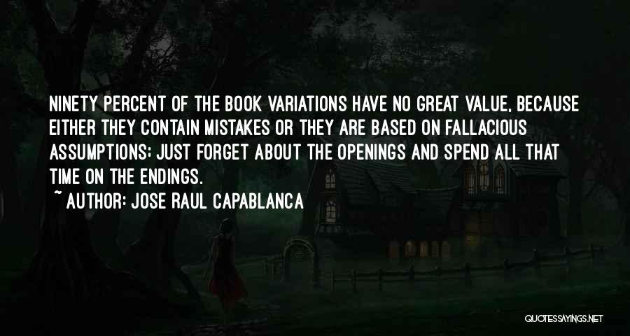 Jose Raul Capablanca Quotes 2028553