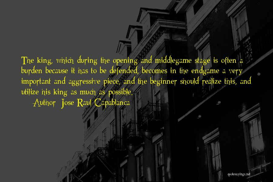 Jose Raul Capablanca Quotes 761008