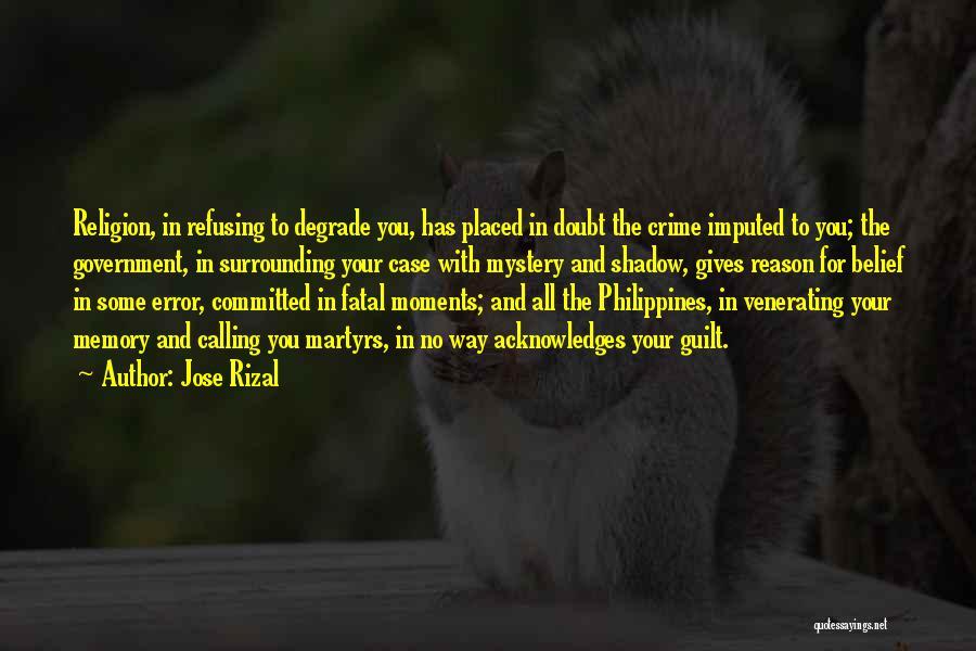 Jose Rizal Quotes 1822614