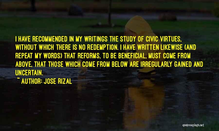 Jose Rizal Quotes 1879656