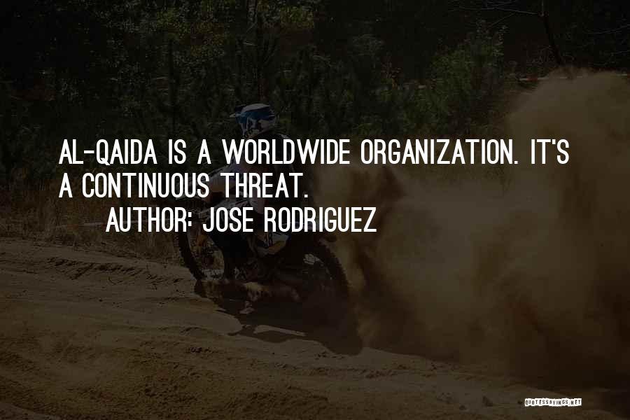 Jose Rodriguez Quotes 2255942